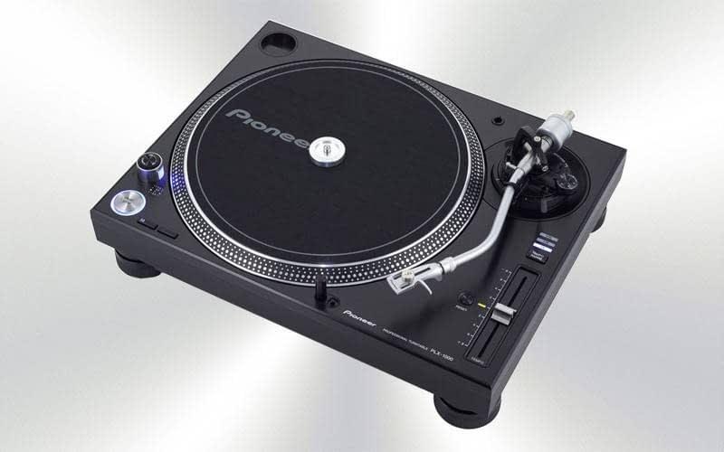 PLX1000 -Giradiscos profesional Pioneer DJ de tracción directa -2018-0010-++