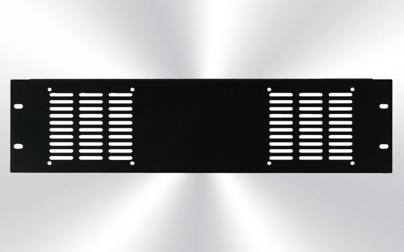 RCP-8726U -Panel Monacor 3U rack 2 ventiladores -0025-0010-