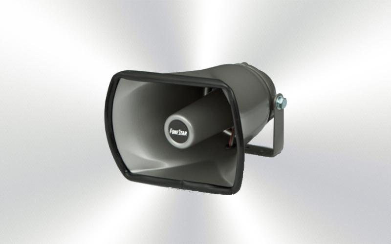 RE-85 -Trompeta MEGAFONIA 100V  Fonestar -0010-0000-