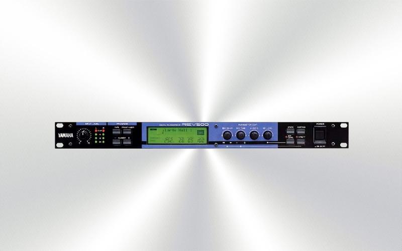 REV500 (REPARADO) -Digital reverberator Yamaha