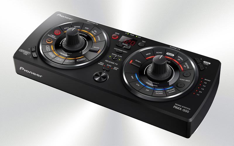 RMX-500 -Procesador de efectos Pioneer DJ -2595-0010-