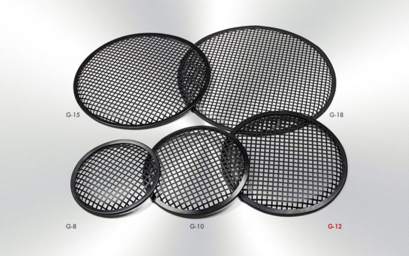 G-12 REJILLA 12´´- metálica para altavoz de 12'' -0035-0015-
