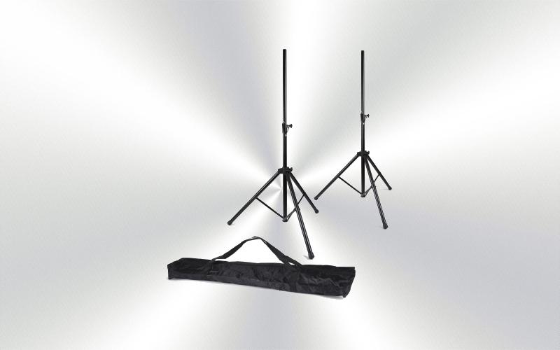 RS-505-2 - Tripode para bafles bolsa con 2 und. -0010-0000-
