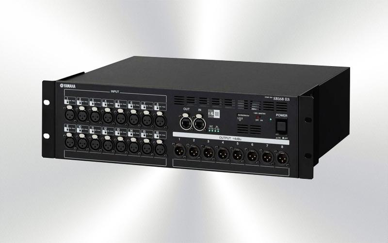 SB168ES -Previo 16IN 8OUT Yamaha -1500-0000-