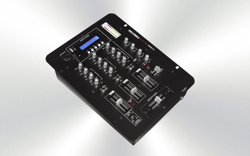SM-1621U  -Mezclador Fonestar 3 canales USB -2660-0011-