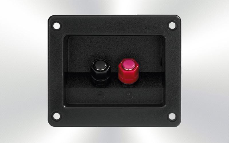 ST-955 -Placa conexión caja rectangular  0025-0010-