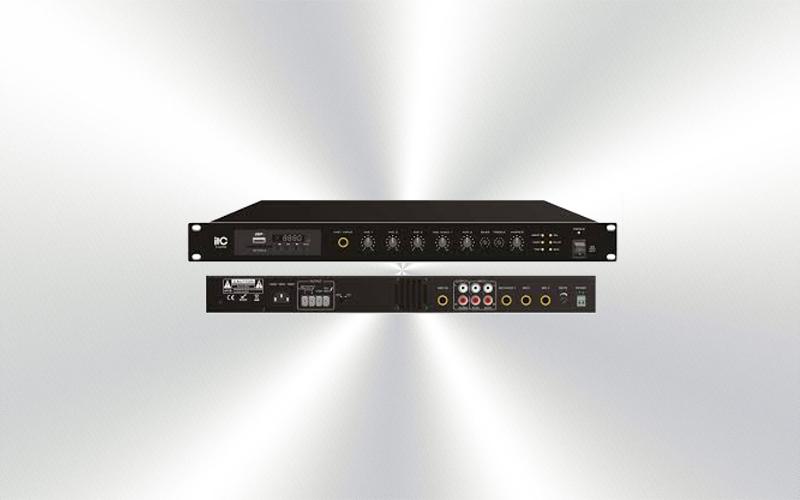 T60TB Amplificador 60w 100v USB mp3 y Bluetooth -4146-0018-