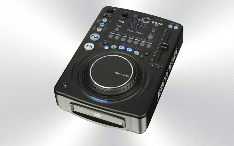 TMC-200 -CD sobre mesa JBsystems mp3  -0010-0000-
