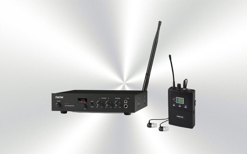 TSRI-801 -Monitor personal inalámbrico -0025-0010-
