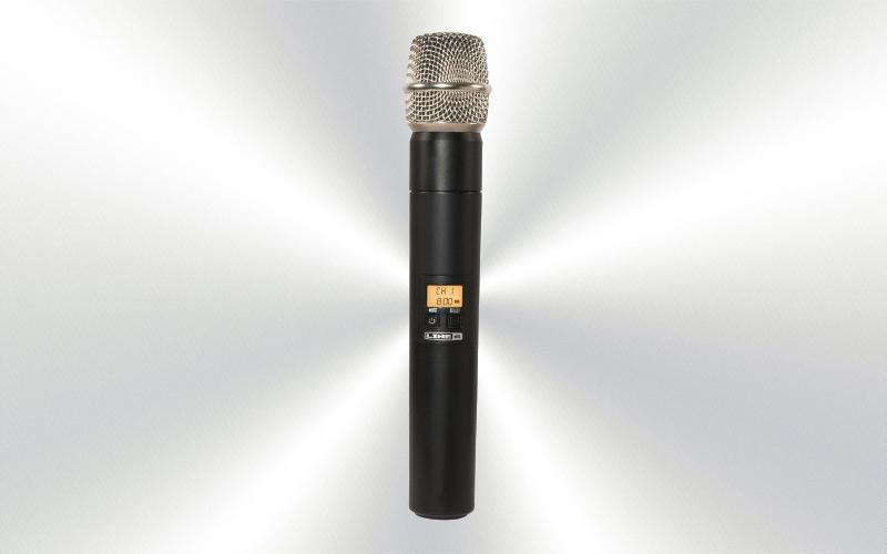 V75-HHTX Micrófono de mano inalámbrico Line 6 para sistema V75 -0010-0000-