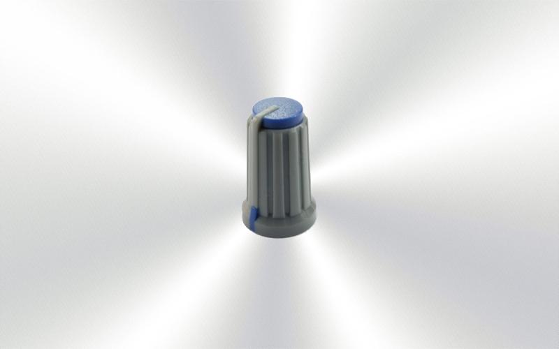 V966540R (110) - Botón aux/ equ.  para mesas MG -0035-0015-