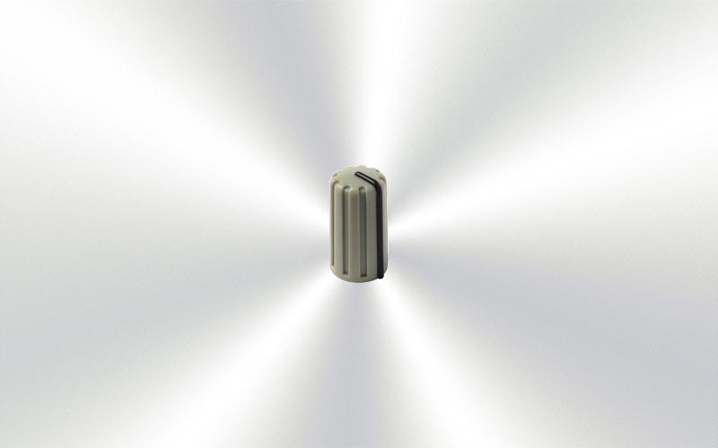 VT65210R (110) - Botón para mesa 02R  -0035-0015-