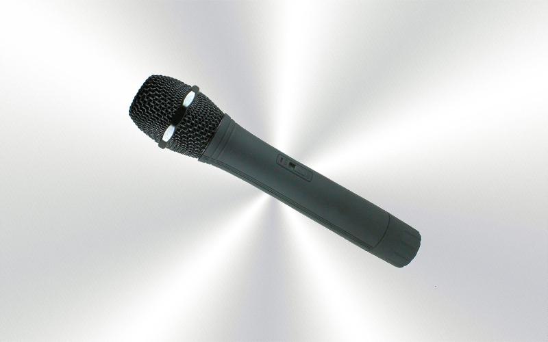 WHT-15TX -Micrófono de mano inalámbrico Nady frecuencia: A1 (202.100 MHz) -0020-0010-