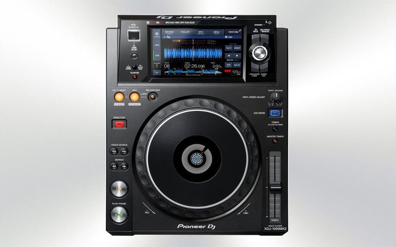 XDJ 1000MK2 -Lector profesional USB Pioneer DJ -2282-0007-