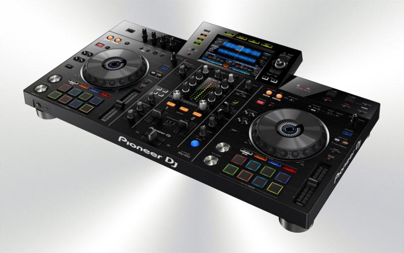 XDJRX2 -Controladora Pioneer DJ -1933-0007-