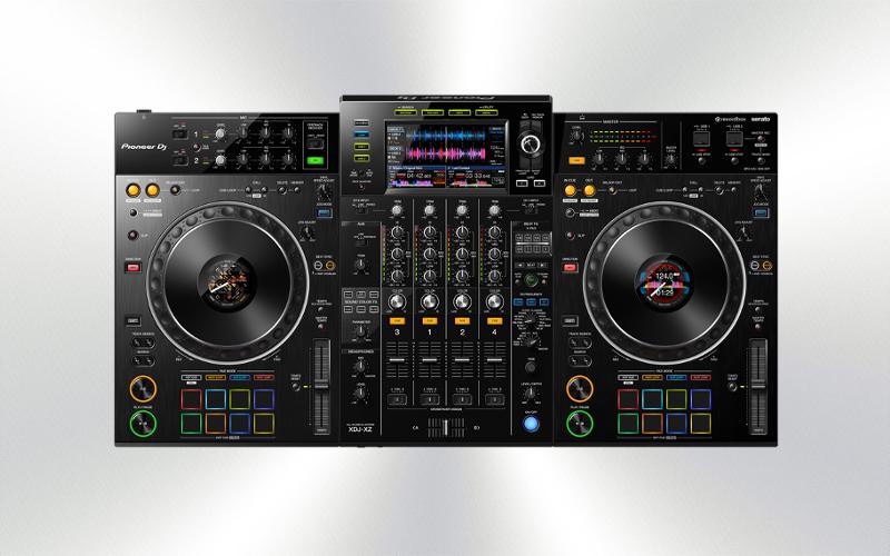 XDJ XZ - Sistema todo un uno PIONEER DJ de 4 canales -2236-0009-
