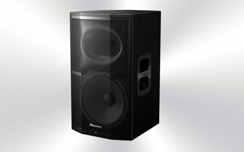 XPRS-12 -Caja amplificada Pionner DJ 12'' + 1,75'' 1200w -3530-0016-