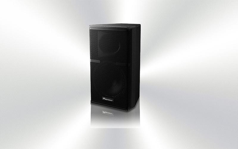 XY-101 - Caja Pasiva 10'' + 1'' Pioneer Pro Audio 400Wrms 120dB cont. -4500-0020-