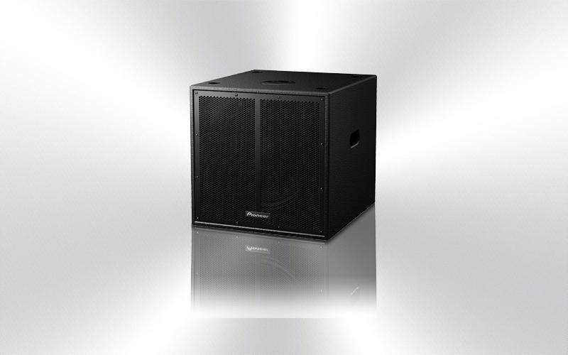 XY-115S -CAJA SUBGRAVE PASIVO 15'' Pioneer Pro Audio 700Wrms 124dB  -4500-0020-