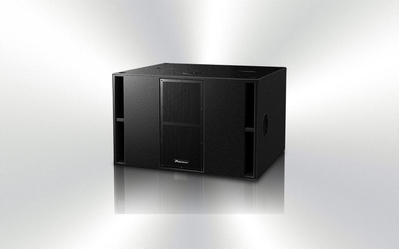 XY-215S -CAJA SUBGRAVE PASIVO 15''x2 Pioneer Pro Audio 1400Wrms 131dB cont. -4500-0020-