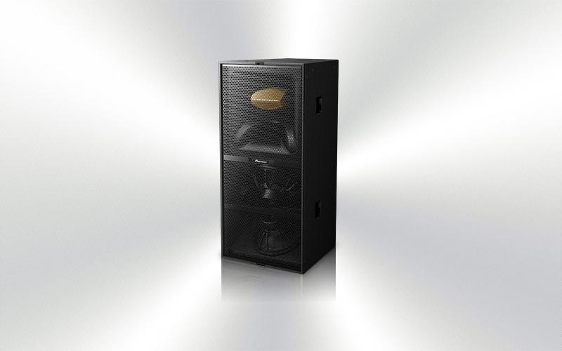 XY-3B -Caja pasiva 3v. 2x12''+8''+1'' Pioneer Pro Audio 1200+200w 133dB -4500-0020-