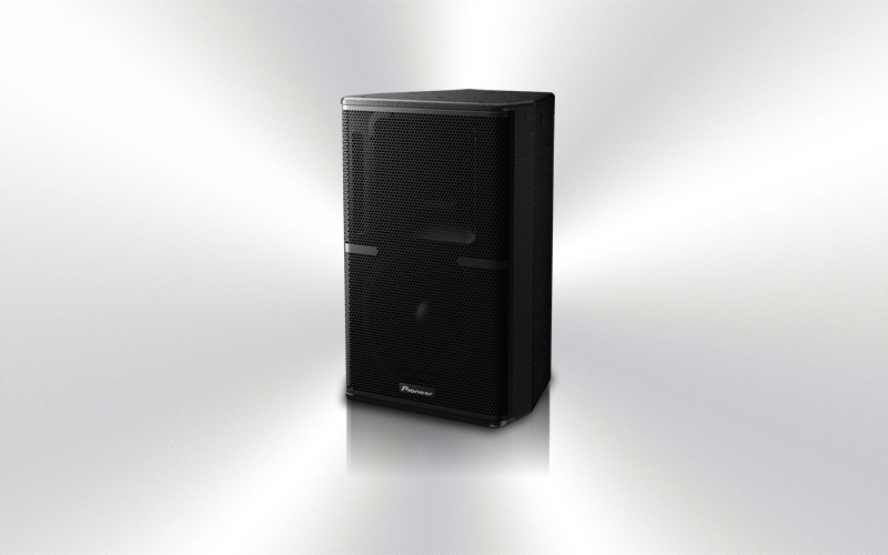 XY-122 -Caja pasiva Pioneer Pro Audio 12''+1,4'' 400Wrms 127dB cont -4500-0020-