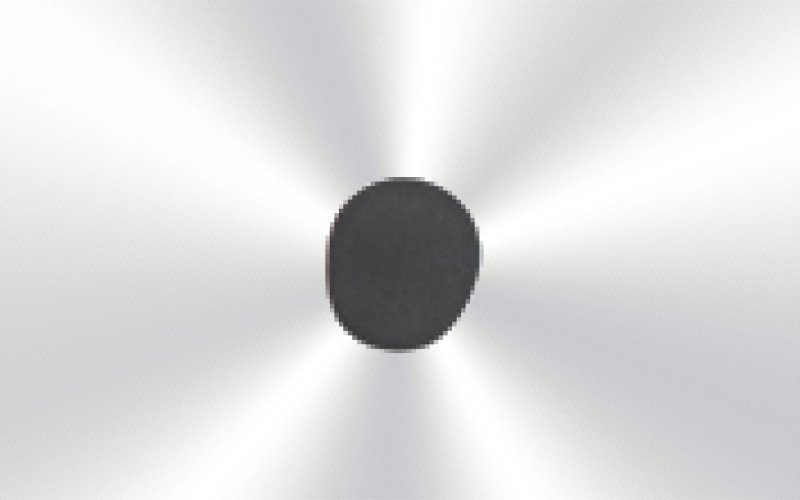 YS-17 -Bola espuma quitavientos mediana Fonestar -49967-0025-