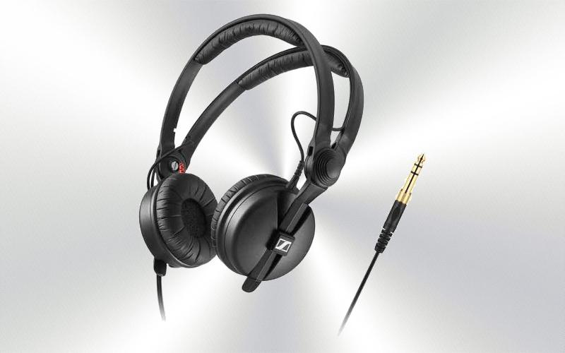 HD25-1 -Auriculares Sennheiser dinámicos cerrados para DJ y monitoreo-4363-0018-