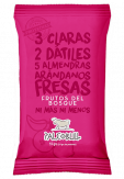 Paleo Bar frutos del bosque 55gr.