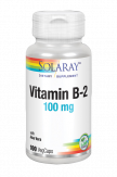 Vitamina B2 100mg 100VegCaps