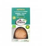 Galletas Avena Integral Azteca 120gr Bio