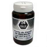 Aceite de Hígado de Bacalao Vit A+E+D 100 perlas