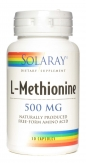L-Methionine 500mg 30 cápsulas