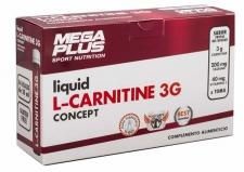 L-Carnitina Concep 3g x 14 viales