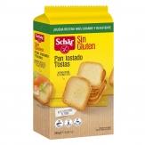 Schar pan tostado 260g.
