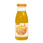 Zumo de naranja, mango y maracuyá 250ml Bio