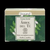 Crema facial Árbol del té 50ml Bio