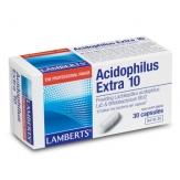 Acidophilus extra 10 - 30 cáps