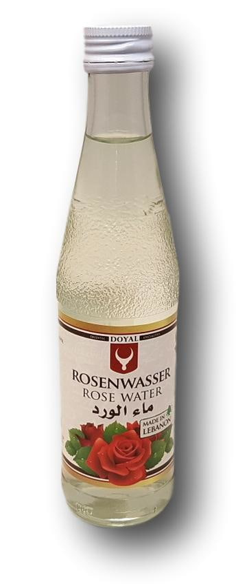 Agua de rosas 300ml.