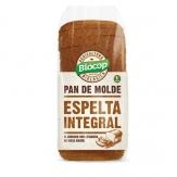 Pan molde espelta integral 400gr Bio