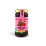 Mermelada frutos rojos bio 240g.