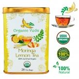 Infusión de moringa con limón 28 filtros Bio