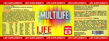Multilife 100 tabletas