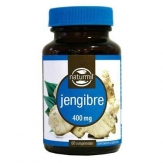 Jengibre 400mg 60 comp.