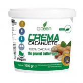 Crema Cacahuete 1kg Green Line