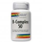 B-Complex 50-50 cápsulas