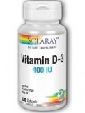 Vitamin D-3 120 perlas
