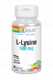 L- Lysine 500mg. 60 cáp.