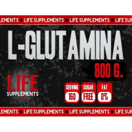 Glutamina Life S. 800gr