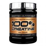 100% creatina monohydratada 300g.